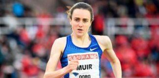 Laura Muir (foto The Mirror)