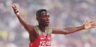 Conseslus Kipruto (foto world athletics)