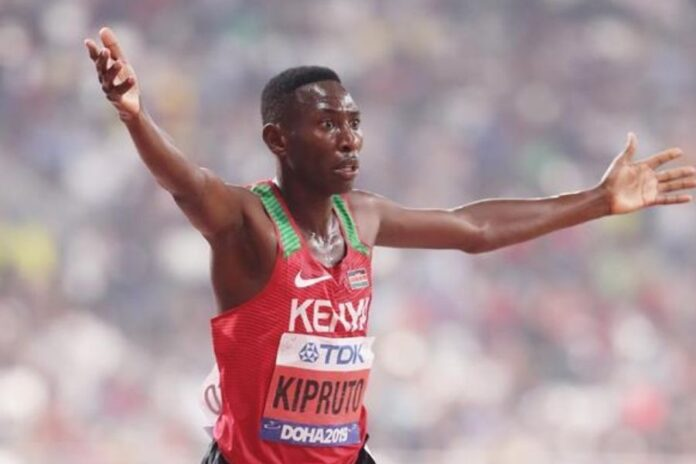 Conseslus Kipruto (foto world athletics)