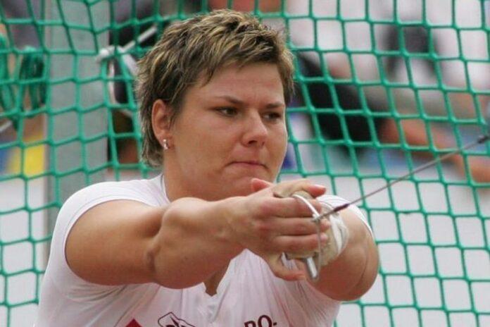 Kamila Skolimowska ( foto PrzegladSportowy.pl)
