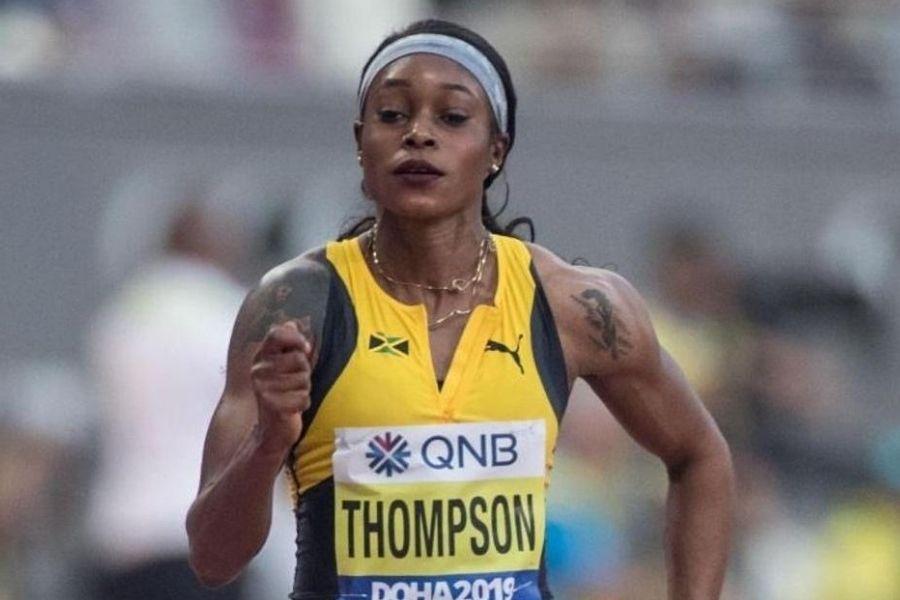 Elaine Thompson Herah (foto Buzz Carribean)