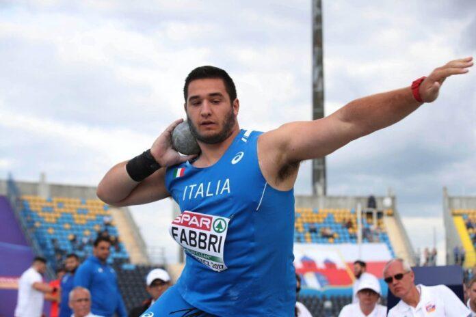Leonardo Fabbri (foto archivio)