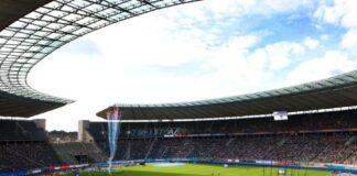 Olympiastadion Berlino (foto archivio)