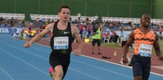 Filippo Tortu- Madrid 2018 (foto Sprint Academy)