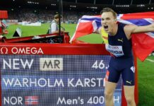 Karsten Warholm (foto European Athletics)