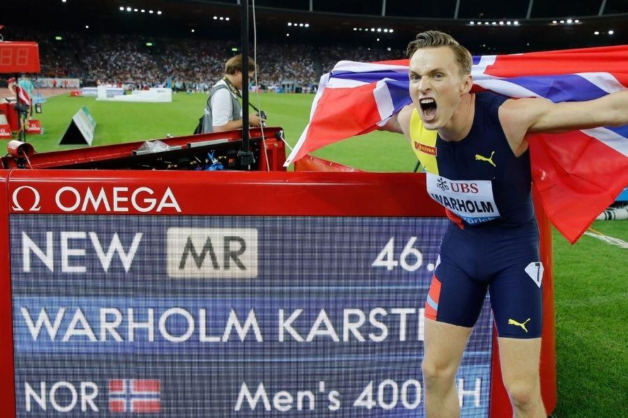 Karsten Warholm (foto European Athletics)