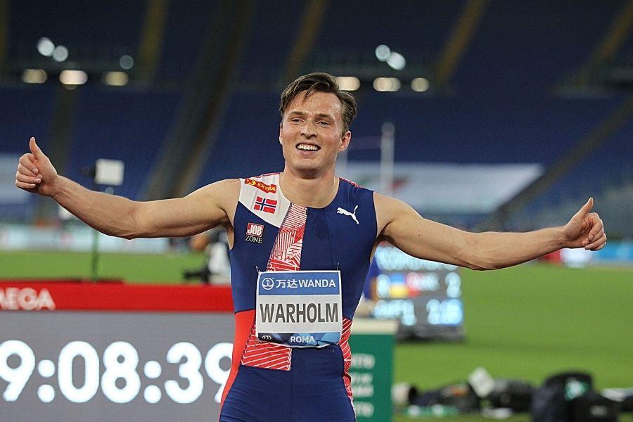 Karsten Warholm (foto Colombo/FIDAL)