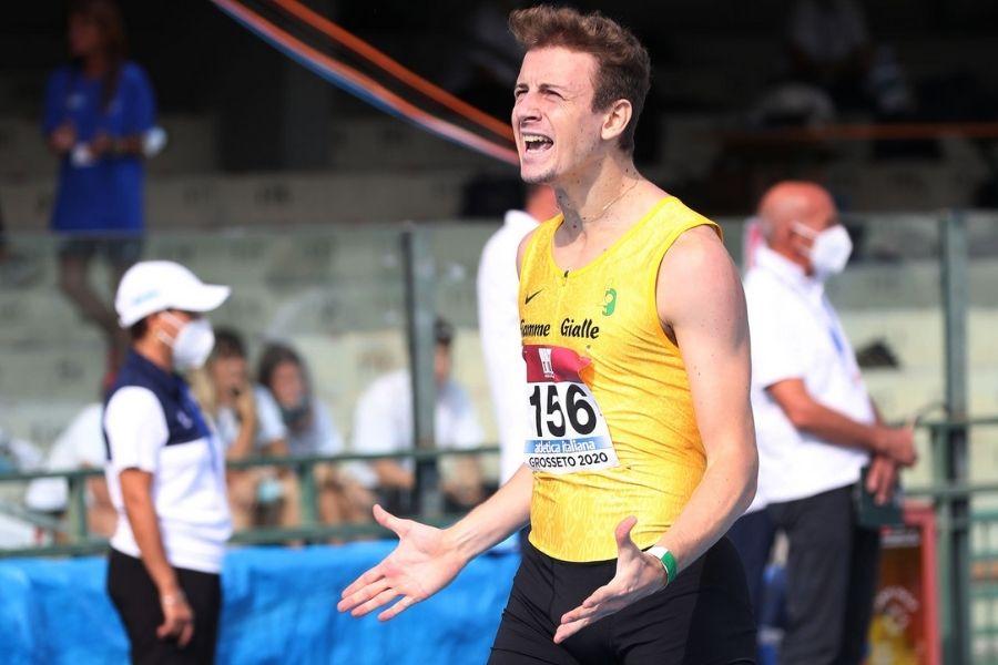 Alessandro Sibilio (foto Colombo/FIDAL)