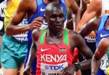 Nicholas Kimeli (foto W.A.)