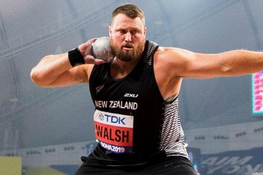 Tom Walsh (foto newshub)