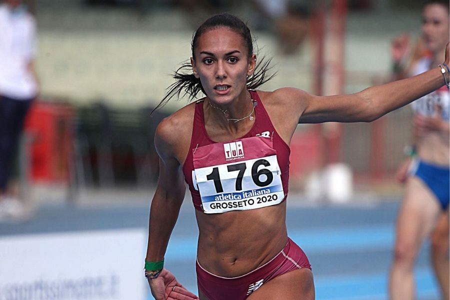 Dalia Kaddari (foto Colombo/FIDAL)