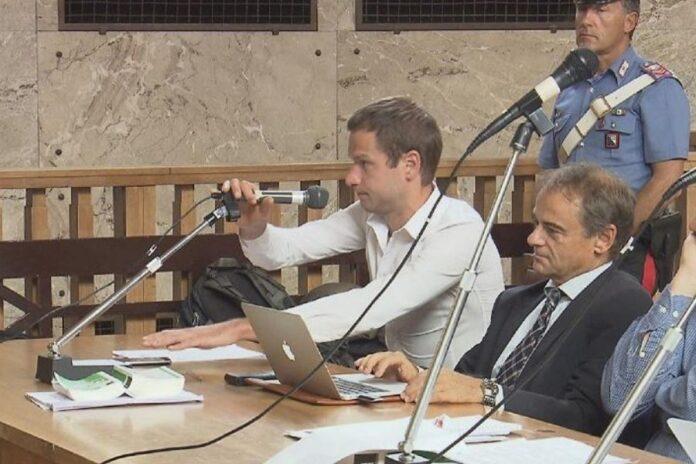 Alex Schwazer- Tribunale Bolzano (foto archivio)