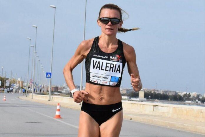 Valeria Straneo (foto archivio)