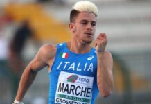 Mario Marchei-Grosseto 2017 (foto Colombo/FIDAL)