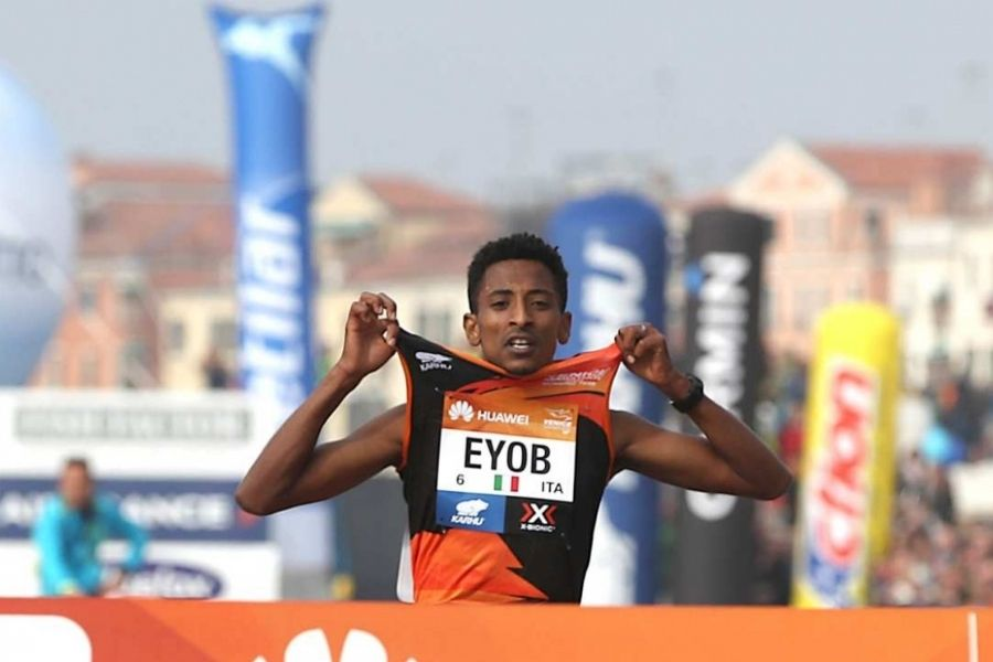 Eyob Faniel (foto archivio)