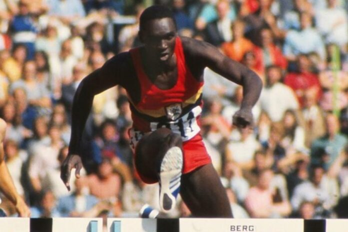 John Akii Bua (foto archivio)