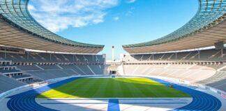 Stadio Olimpico Berlino (foto archivio)