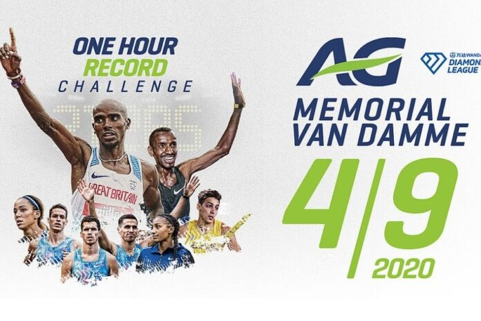 Memorial Van Damme 2020 (locandina)