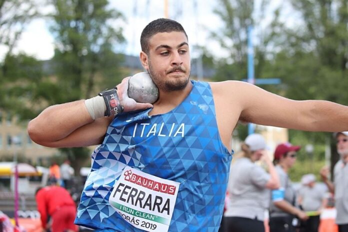Riccardo Ferrara (foto Colombo/FIDAL)