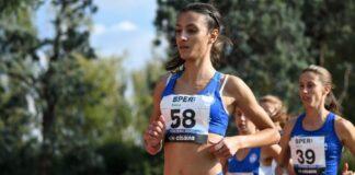 Nadia Battocletti (foto Grana/FIDAL)