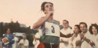 Ileana Salvador (foto trofeo Giorgio Bravin-Roma giugno 1989)