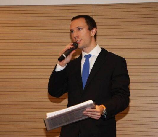 Cesare Rizzi (foto Mario Grassi)