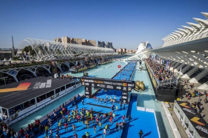 Maratona Valencia (foto archivio)