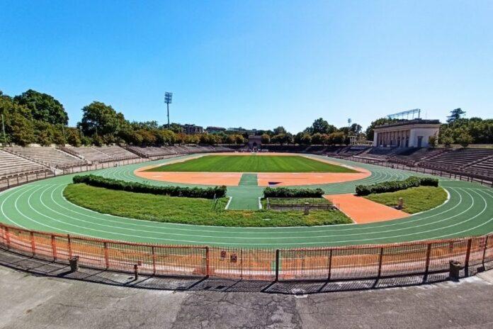 Arena Civica (foto FIDAL MIlano)