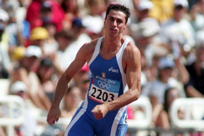 Marco Torrieri (foto archivio Olimpiadi 2004)
