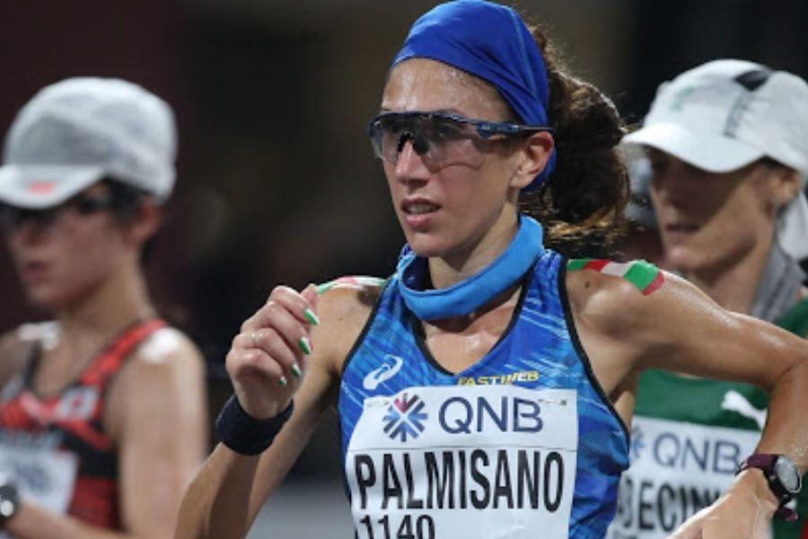 Antonella Palmisano (foto FIDAL)