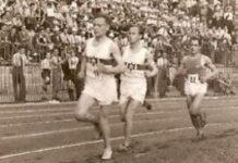 Giuseppe Beviacqua (foto archivio storico Berlino 1936)