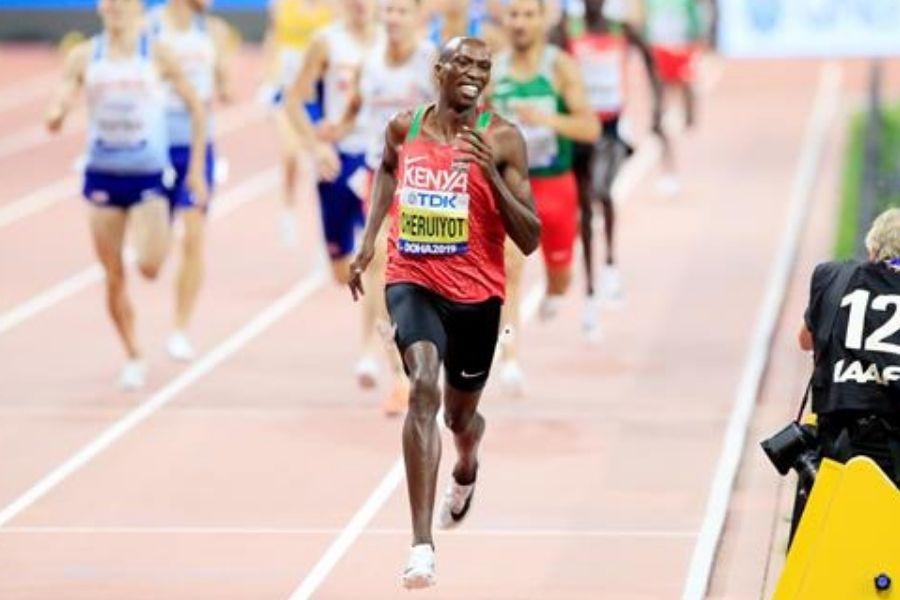 Timothy Cheruiyot (foto world athletics)