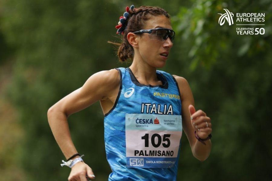 Antonella Palmisano (foto european athletics)