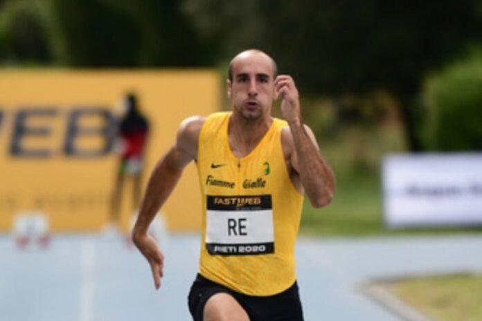 Davide Re (foto Colombo/Sprint Academy)