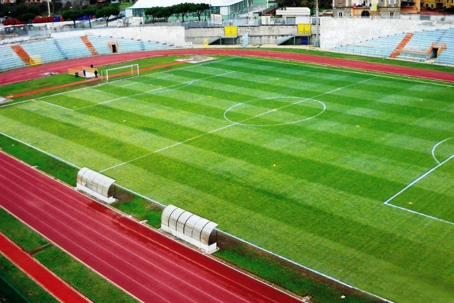 Stadio San Ciro Portici (foto archivio)