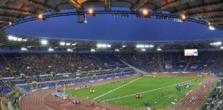 Stadio Olimpico Roma (foto archivio)
