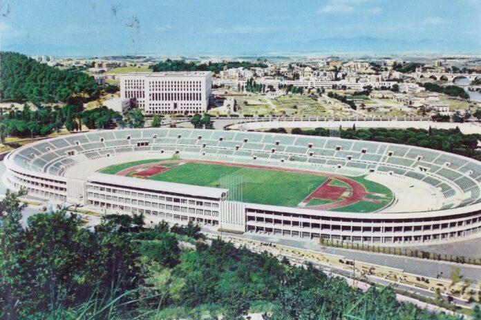 Vecchio Stadio Olimpico (foto archivio)