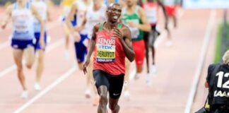 Timothy Cheruiyot (foto world athletics)