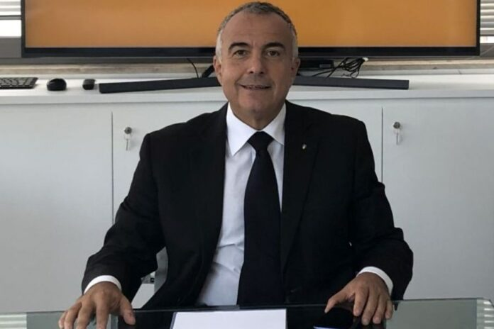 Vincenzo Parrinello (foto Italpress)