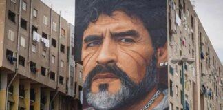 Diego Armando Maradona (murales Napoli)