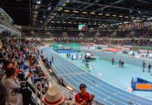 Palazzetto indoor Torun (foto organizzazione)