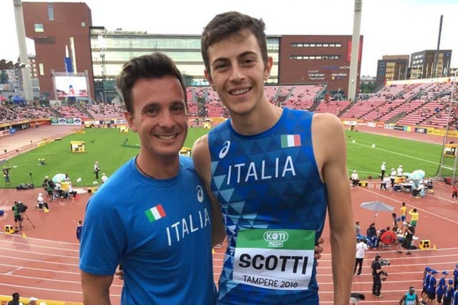 Giacomo Zilocchi-Edoardo Scotti (foto profilo facebook Zilocchi)
