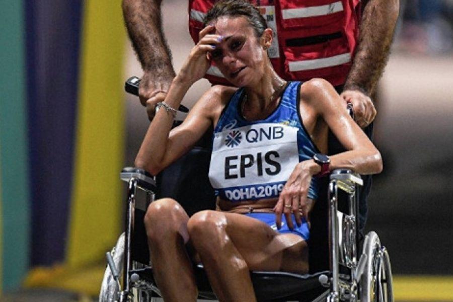Giovanna Epis-Doha (foto FIDAL)