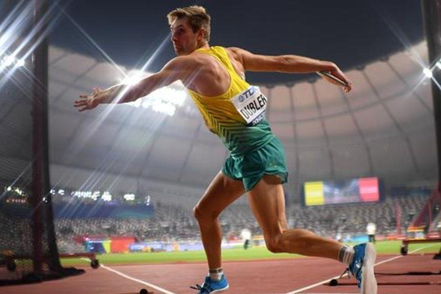 Cedric Dubler (foto world athletics)