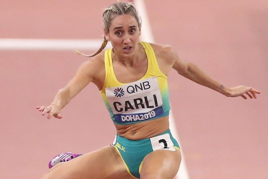 Sarah Carli (foto world athletics)
