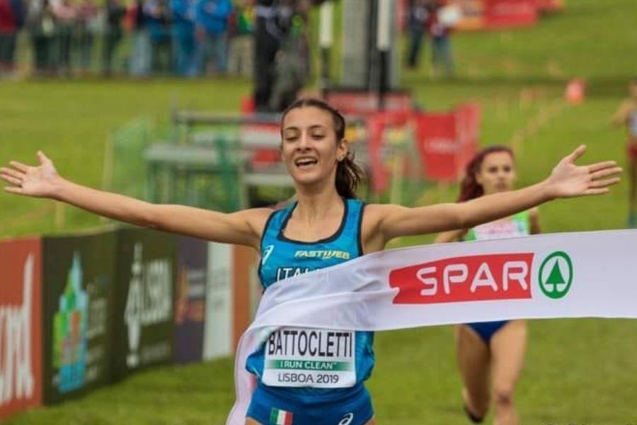 Nadia Battocletti (foto Bjorn Parée)