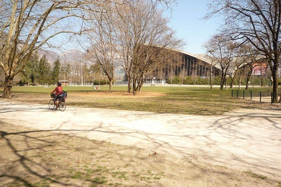 Palais des Sports-Grenoble (foto archivio)
