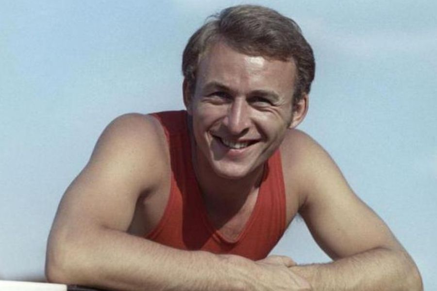 Valerij Borzov (foto archivio epoca)