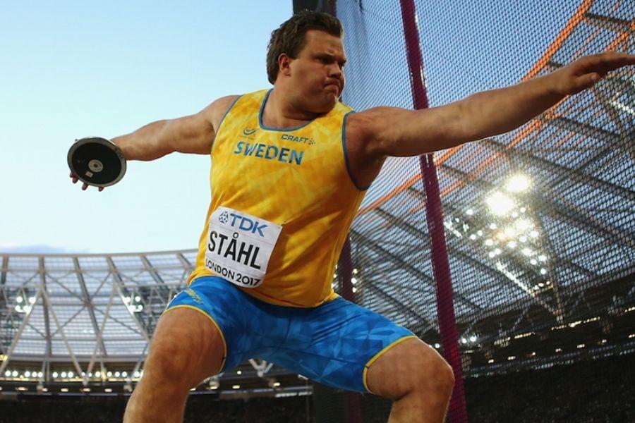 Daniel Stahl (foto Spikes/World Athletics)