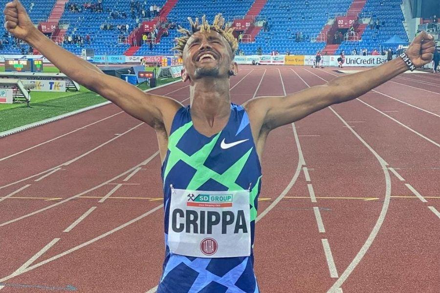 Yeman Crippa (foto Colombo/FIDAL)